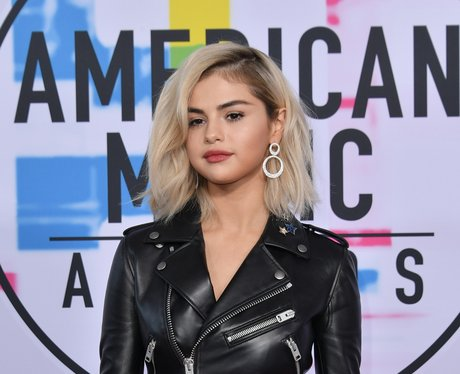 Selena Gomez Blonde Hair