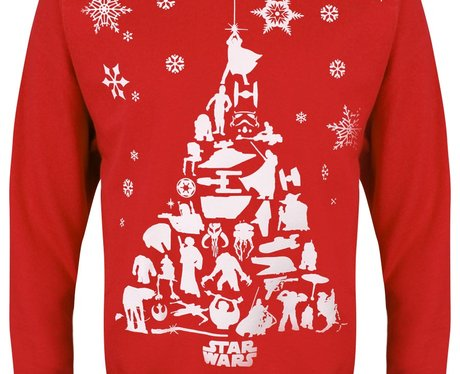 star wars jumper