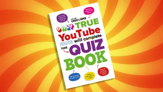YouTube quiz book