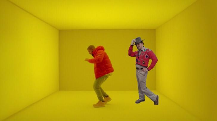 Drake and Hopper