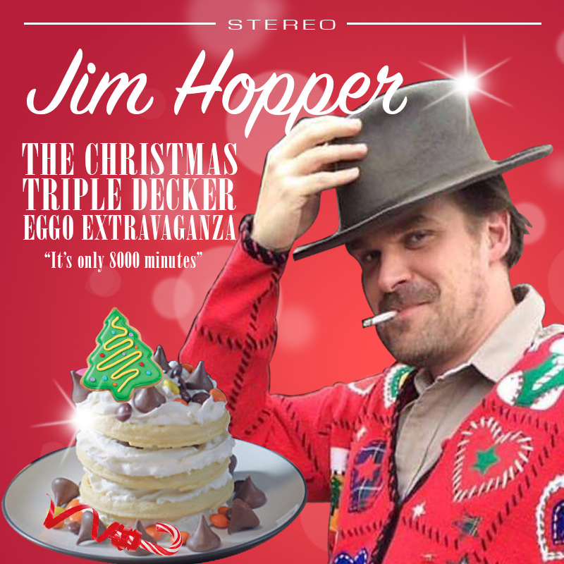 Jim Hopper christmas album