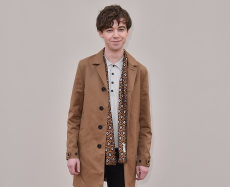 Alex Lawther Departure