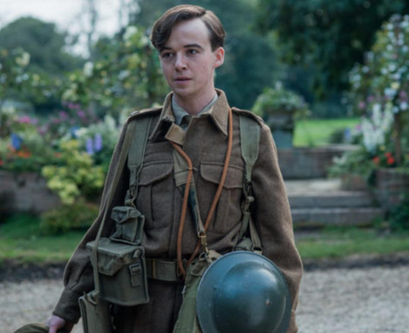 Alex Lawther goodbye christopher robin