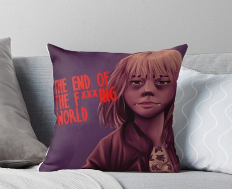 The End Of The Fucking World Merch 4