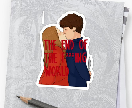 The End Of The Fucking World Merch 5
