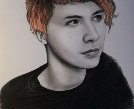 YouTuber fan art dan howell 10