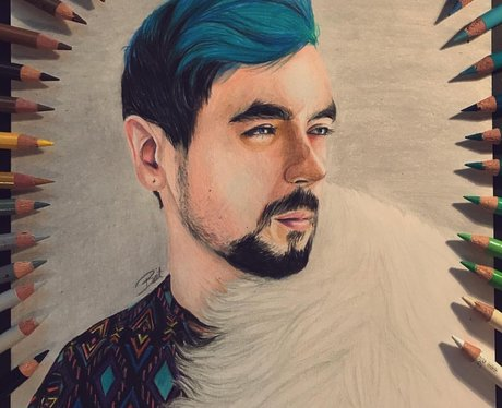 YouTuber JackSepticEye fan art 7