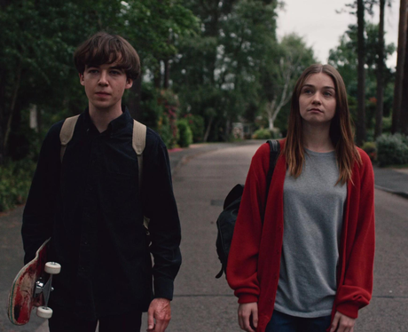 Jessica Barden The End of the Fucking World