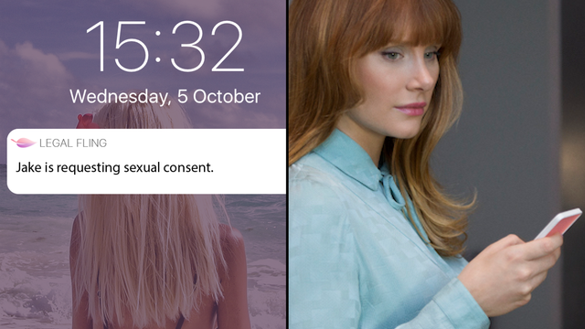There's A New Sexual Consent App And It's Like Something Out