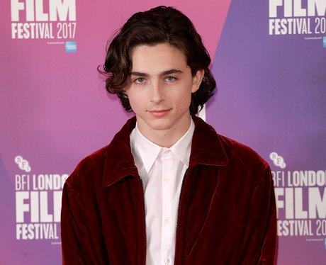 Timothée Chalamet height