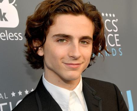 How to pronounce Timothee Chalamet