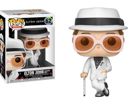 Elton John 11 Musician Funko Pop Dolls That You Didn T