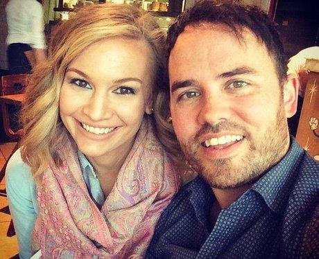 Jonathan Saccone-Joly and wife Anna Saccone-Joly