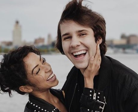 Liza Koshy and boyfriend David Dobrik