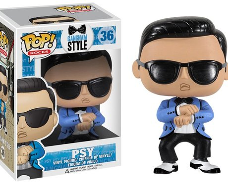 Psy 11 Musician Funko Pop Dolls That You Didn T Know
