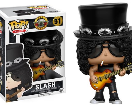 Slash 11 Musician Funko Pop Dolls That You Didn T Know