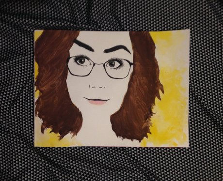 YouTuber Fan Art Dodie