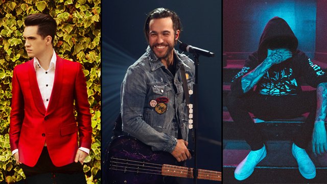 Pete wentzs dcd2 meet all the acts signed to the fob mans record pete wentz bands m4hsunfo