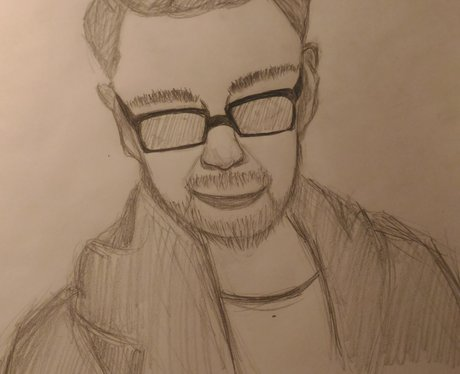 YouTuber Fan Art TomSka