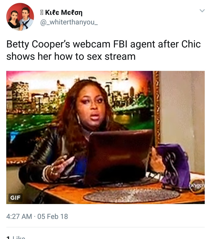 Chic Cooper