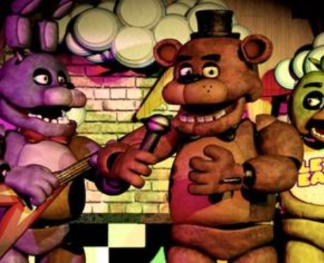 five nights at freddy's movie