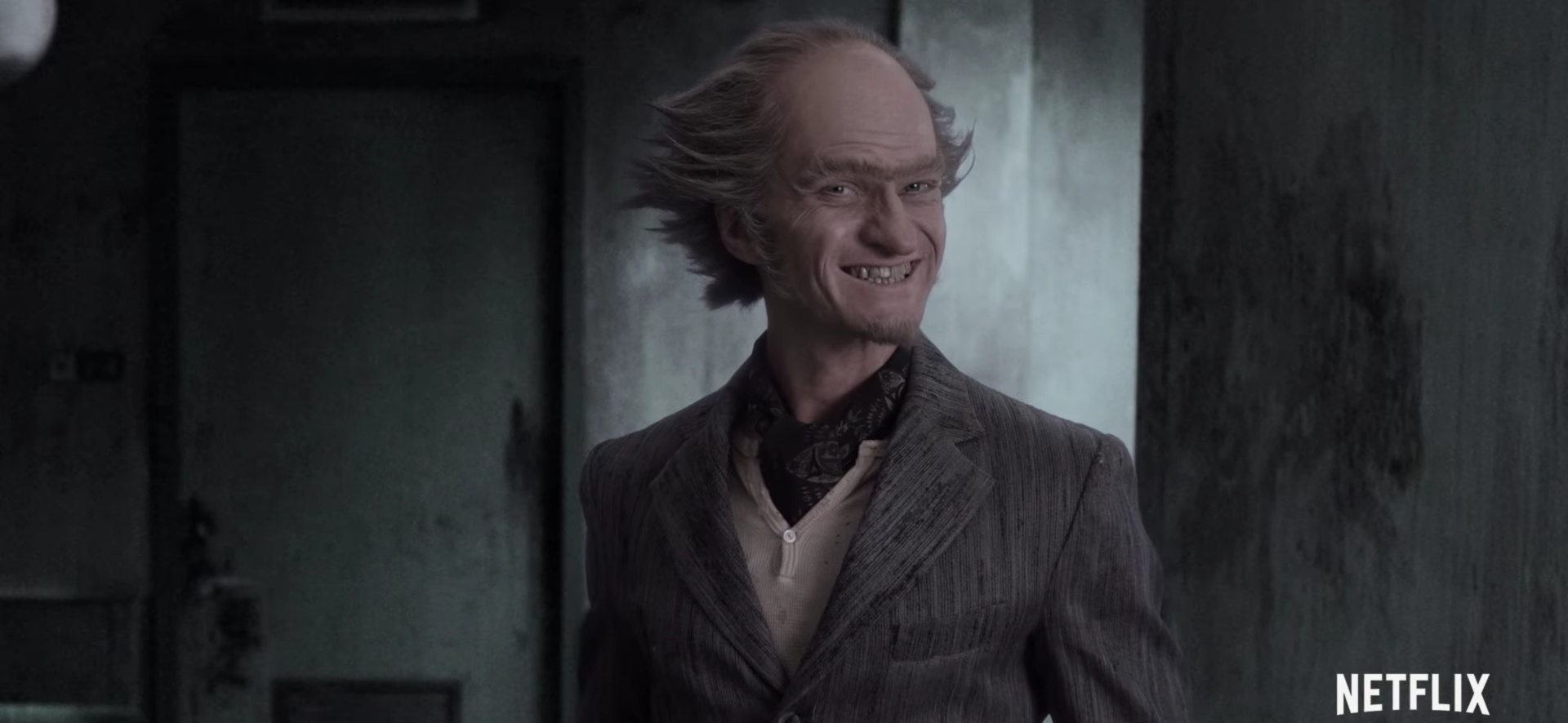 Olaf a series of unfortunate events teaser trailer