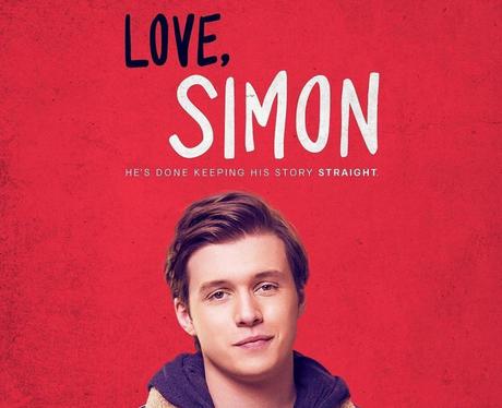 Nick Robinson love simon book simon spier becky albertalli