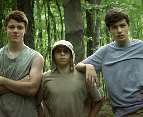 Nick Robinson Kings Of Summer