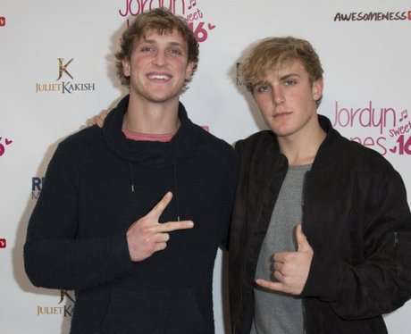Are Jake and Logan Paul related