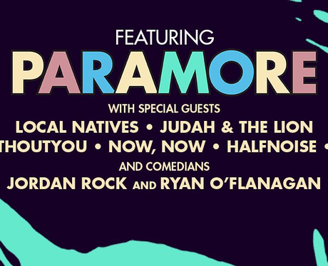 Parahoy lineup