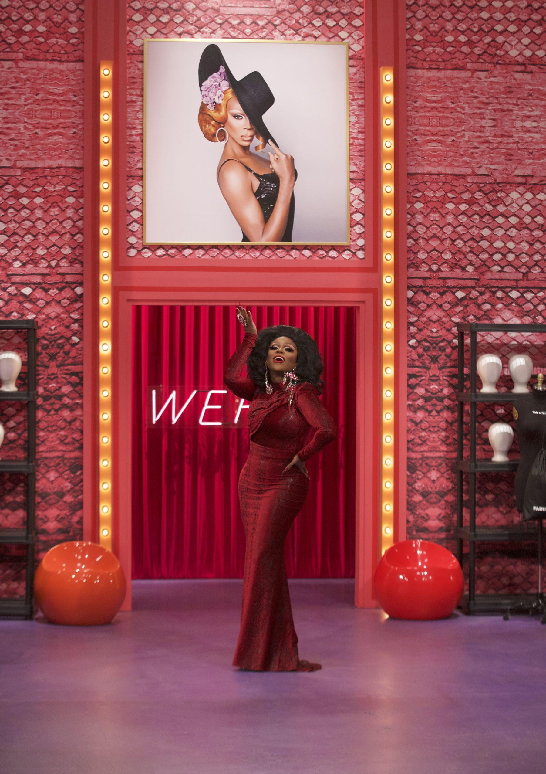 Mayhem Miller RuPaul's Drag Race Season 10