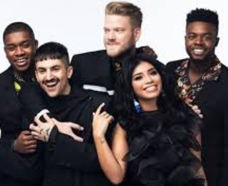 Pentatonix current lineup
