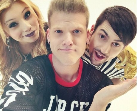 Kirstin, Scott and Mitch