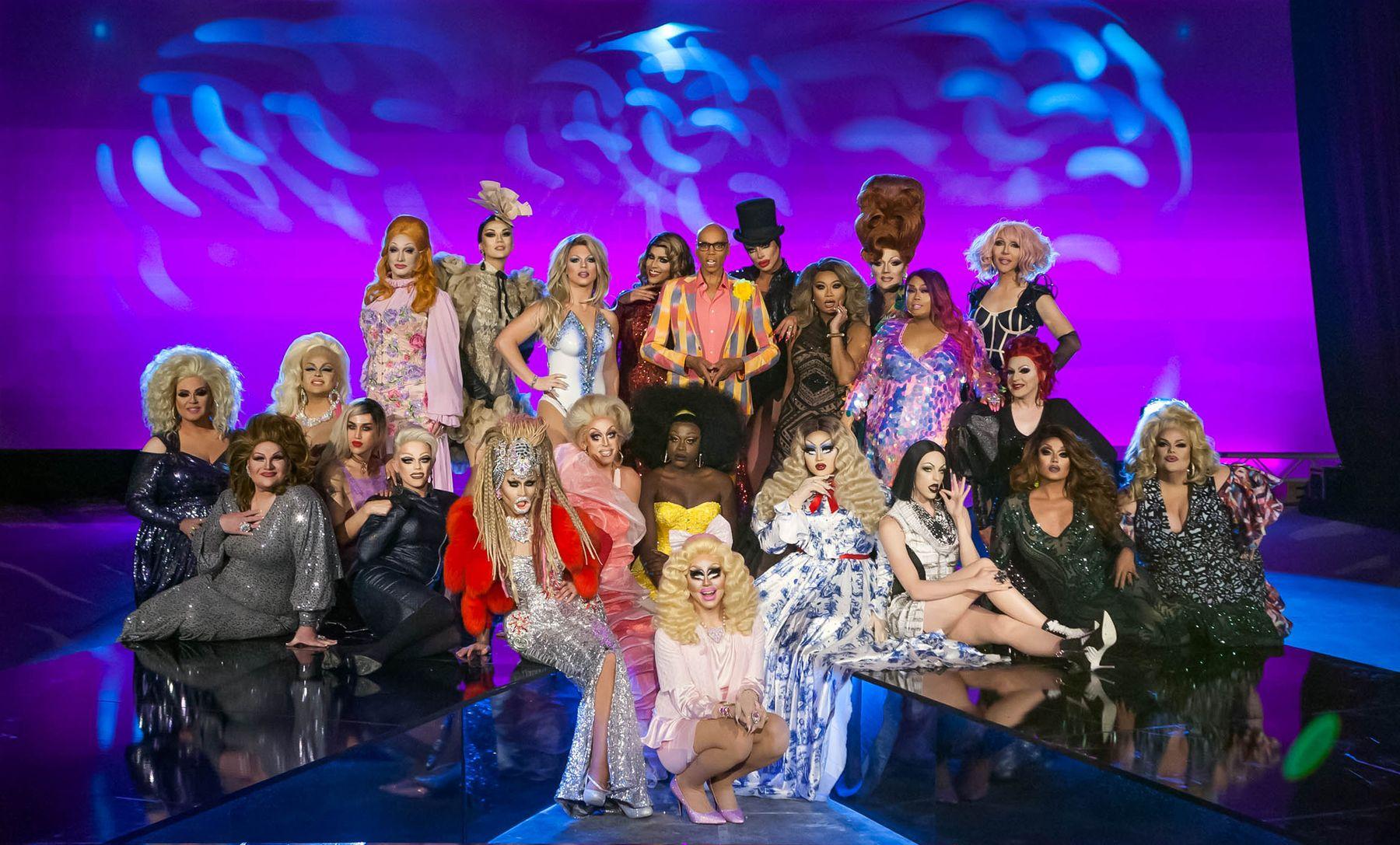 RuPaul's Drag Race Saison 10 Queens
