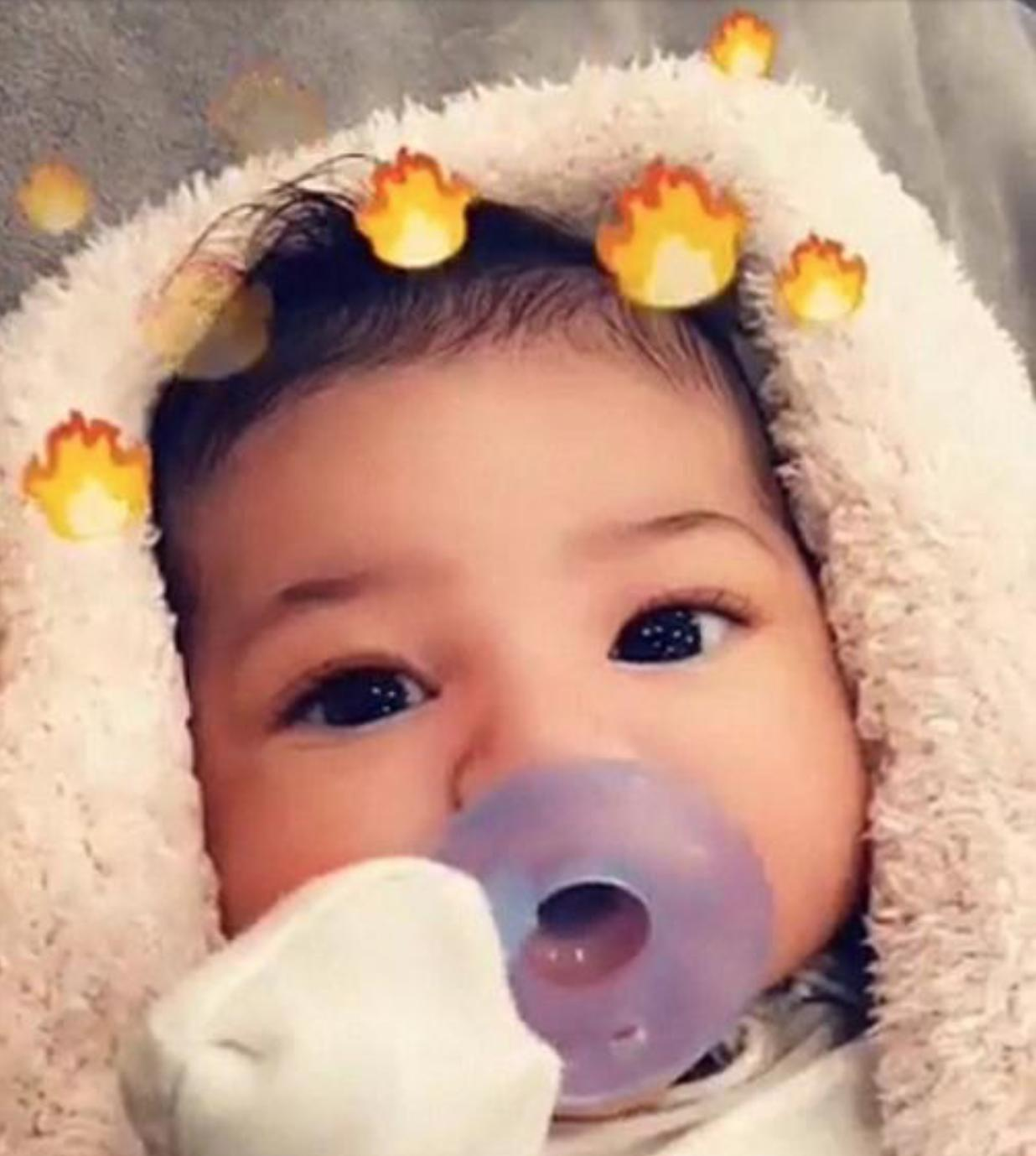 Stormi Webster