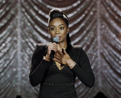 Tiffany Haddish stand up career