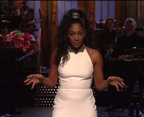 Tiffany Haddish snl