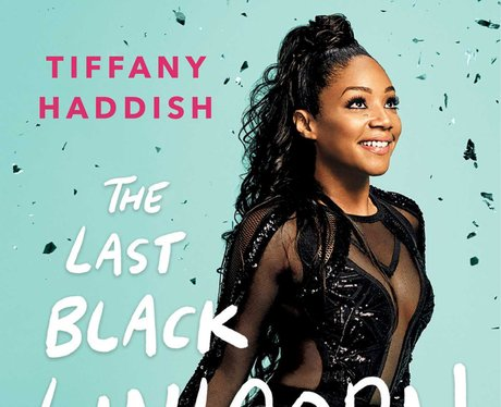 Tiffany Haddish the last black unicorn book