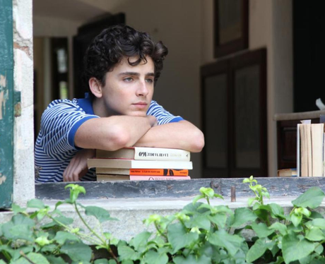 Timothée Chalamet Call Me By Your Name 2