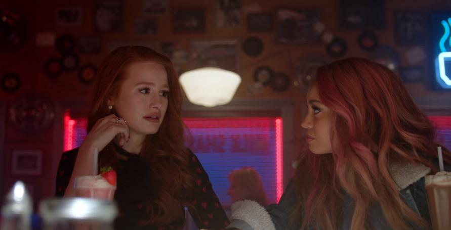 Toni and Cheryl Riverdale
