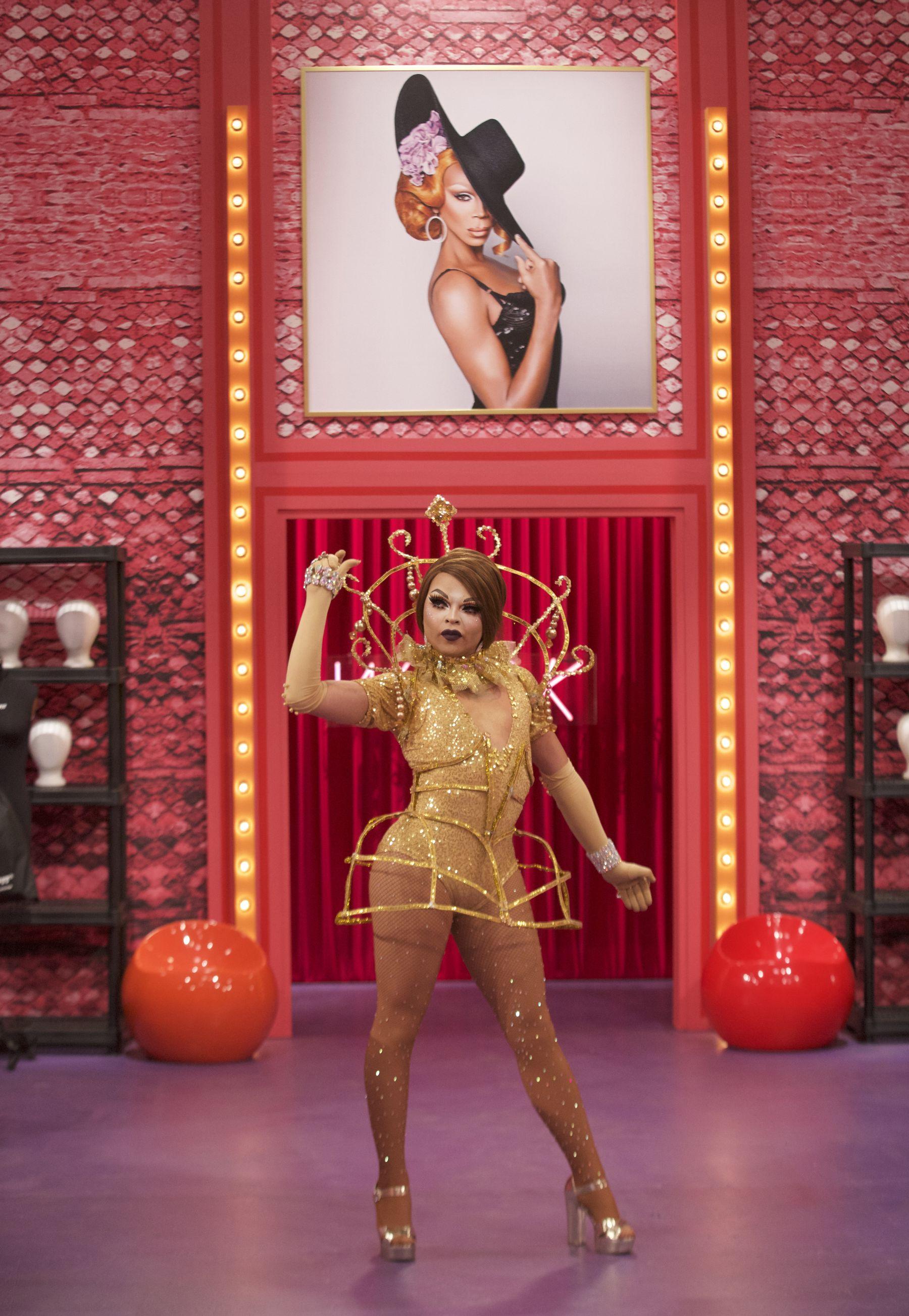 Vanessa Vanjie Mateo RuPaul's Drag Race Season 10