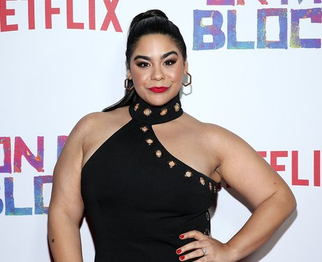On My Block Cast Netflix jasmin jessica marie garcia
