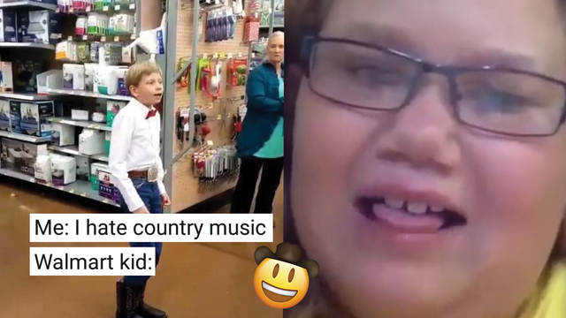 0b51bc49f The Yodeling Walmart Boy Meme Is OFFICIALLY Out Of Hand - PopBuzz
