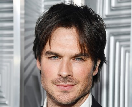 Ian Somerhalder Dr Luther Swann V-Wars