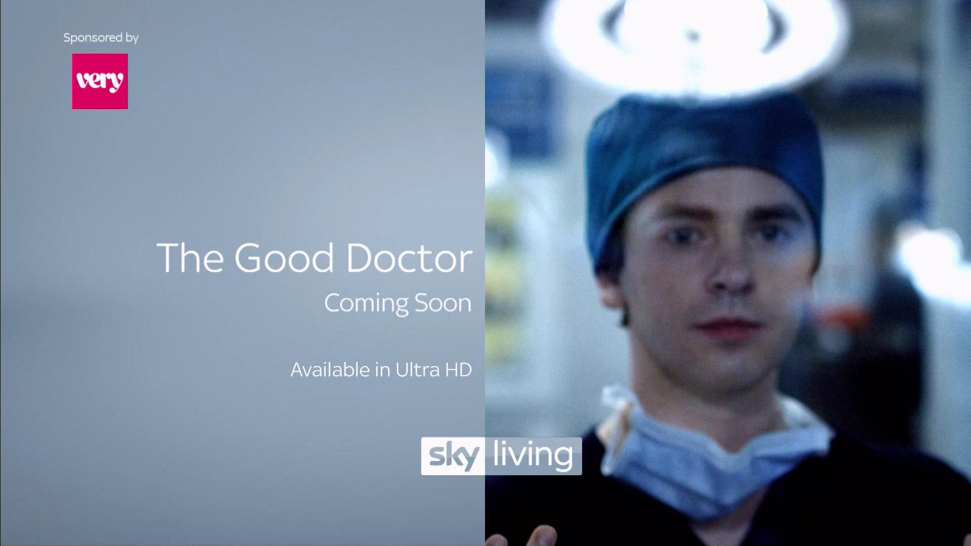 The good doctor sky living