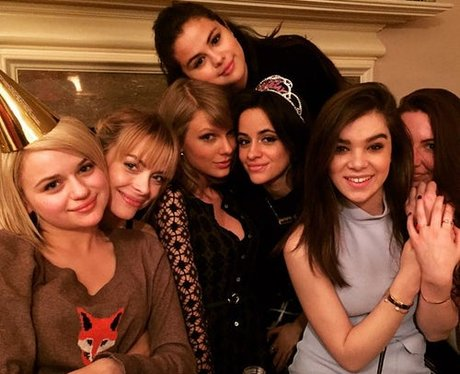 Joey King camila cabello taylor swift