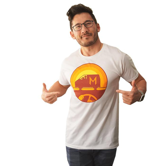 markiplier sunset t-shirt