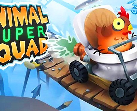Animal Super Squad platforms xbox playstation ios mobile