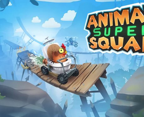 Animal Super Squad ass