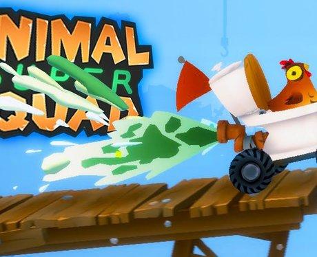 Animal Super Squad pewdiepie game
